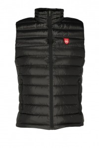 Down Vest PAJAK Shadow Men Black