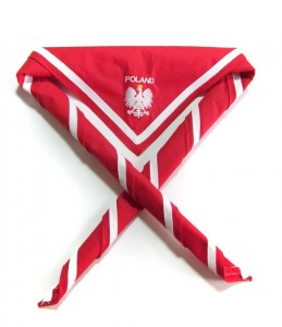 Scout Scarf - Poland