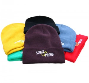 Scout&Proud winter beanie hat