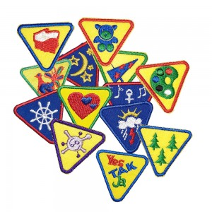 Polish Beavers Activity Badges
