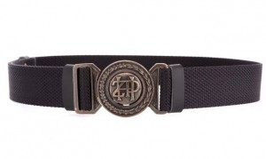 ZHP Black Scout Belt For Uniform
