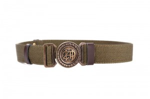 ZHP Olive Scout Belt For Uniform