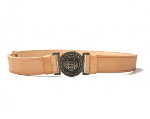 Scout Uniform Leather Belt - ZHP