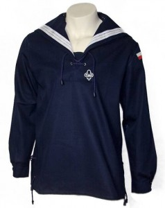 Sea Scout Uniforms of the Polish Scouting Association