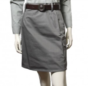 Scout Uniform Skirt of the Polish Scouting Association - outfit for a scout girl