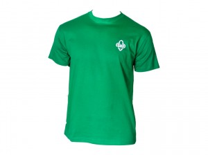 Scouts T-Shirt with Polish Scouting and Guiding Association logo